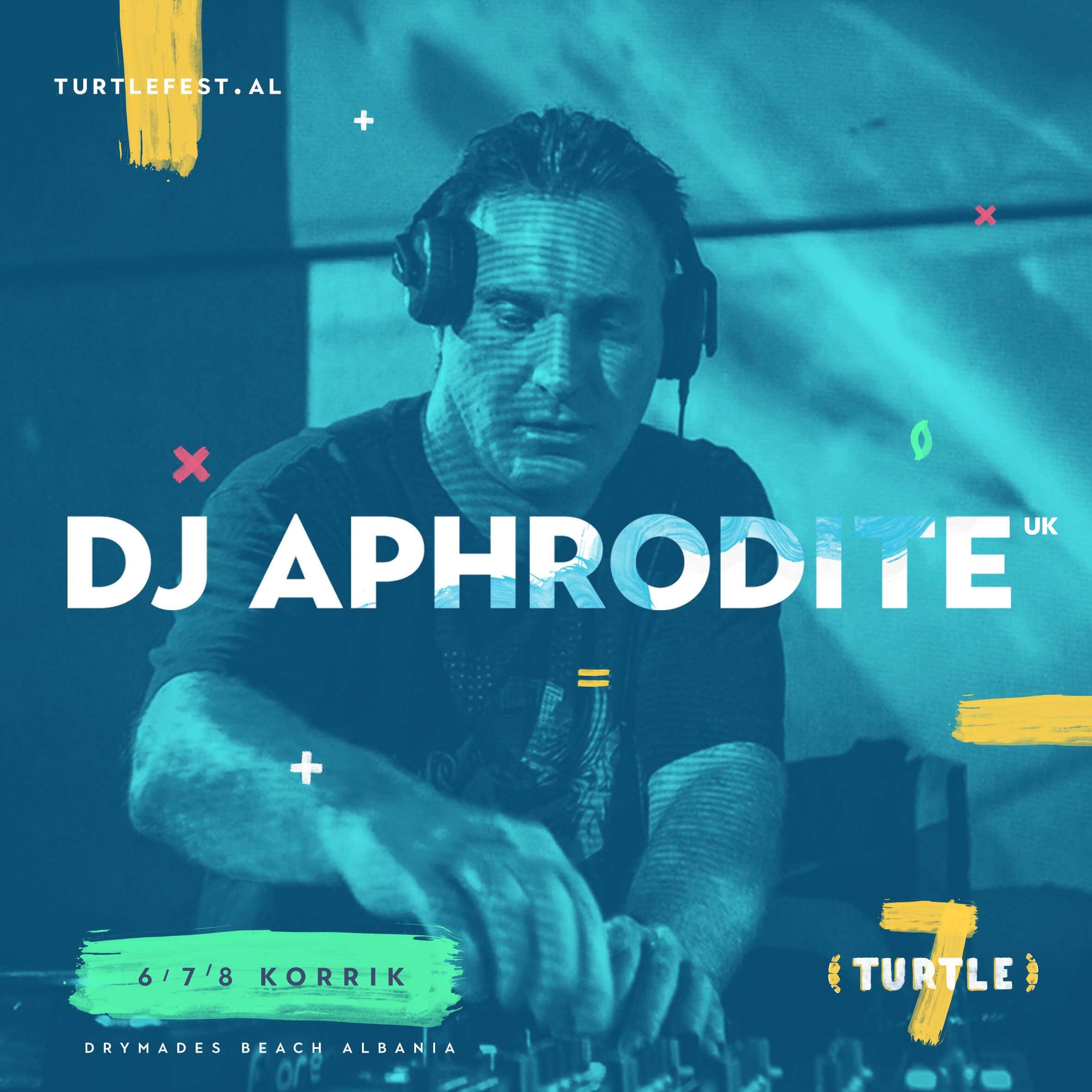 DJ Aphrodite - Turtle Fest