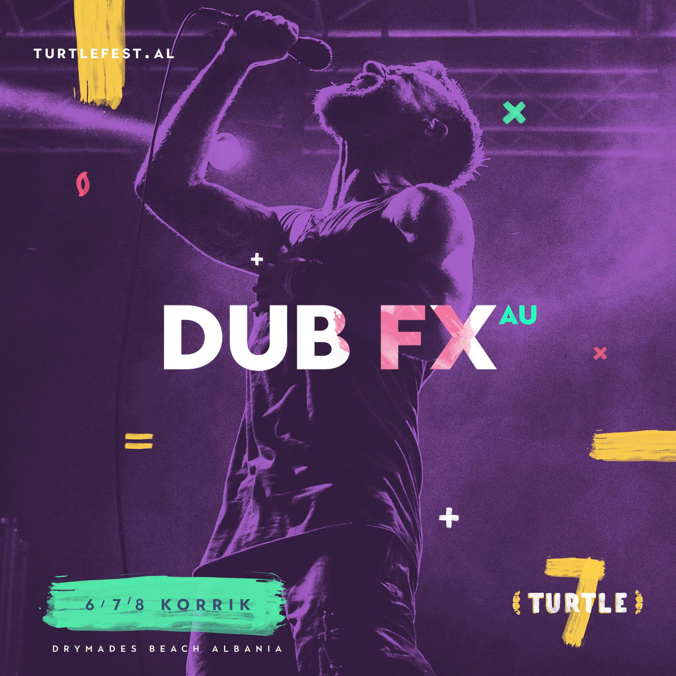 Dub FX - Turtle Fest