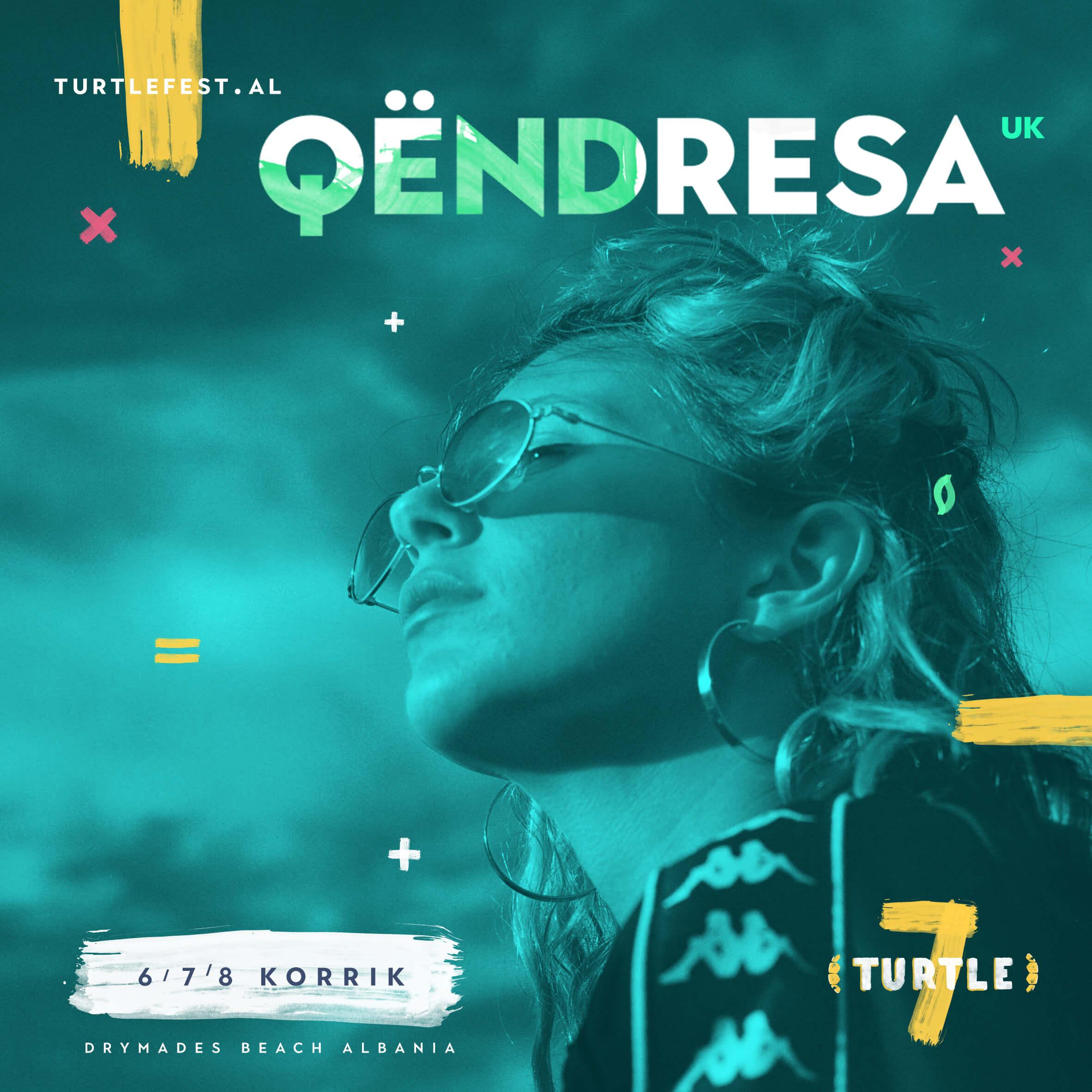 Qendresa - Turtle Fest