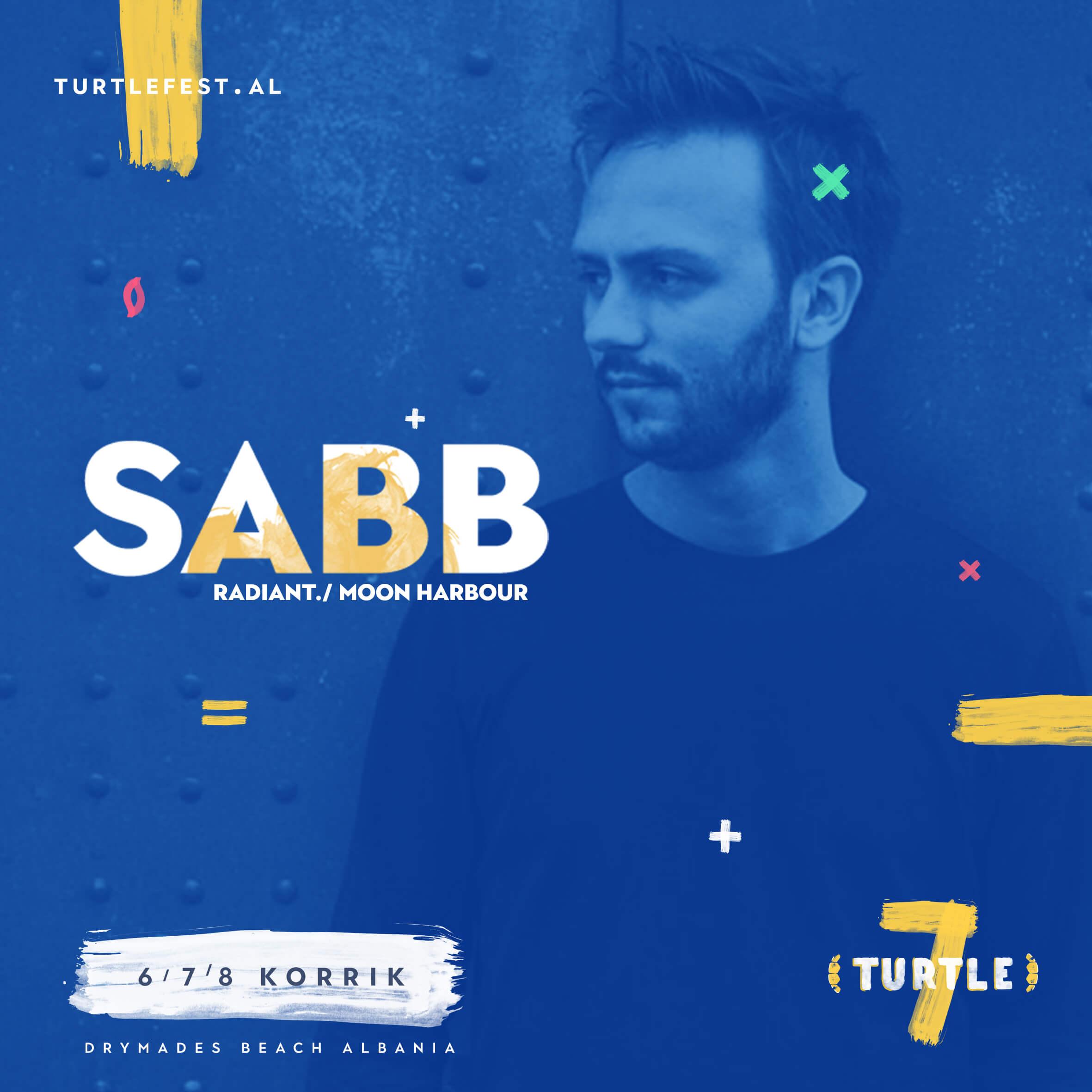 Dj Sabb - Turtle Fest