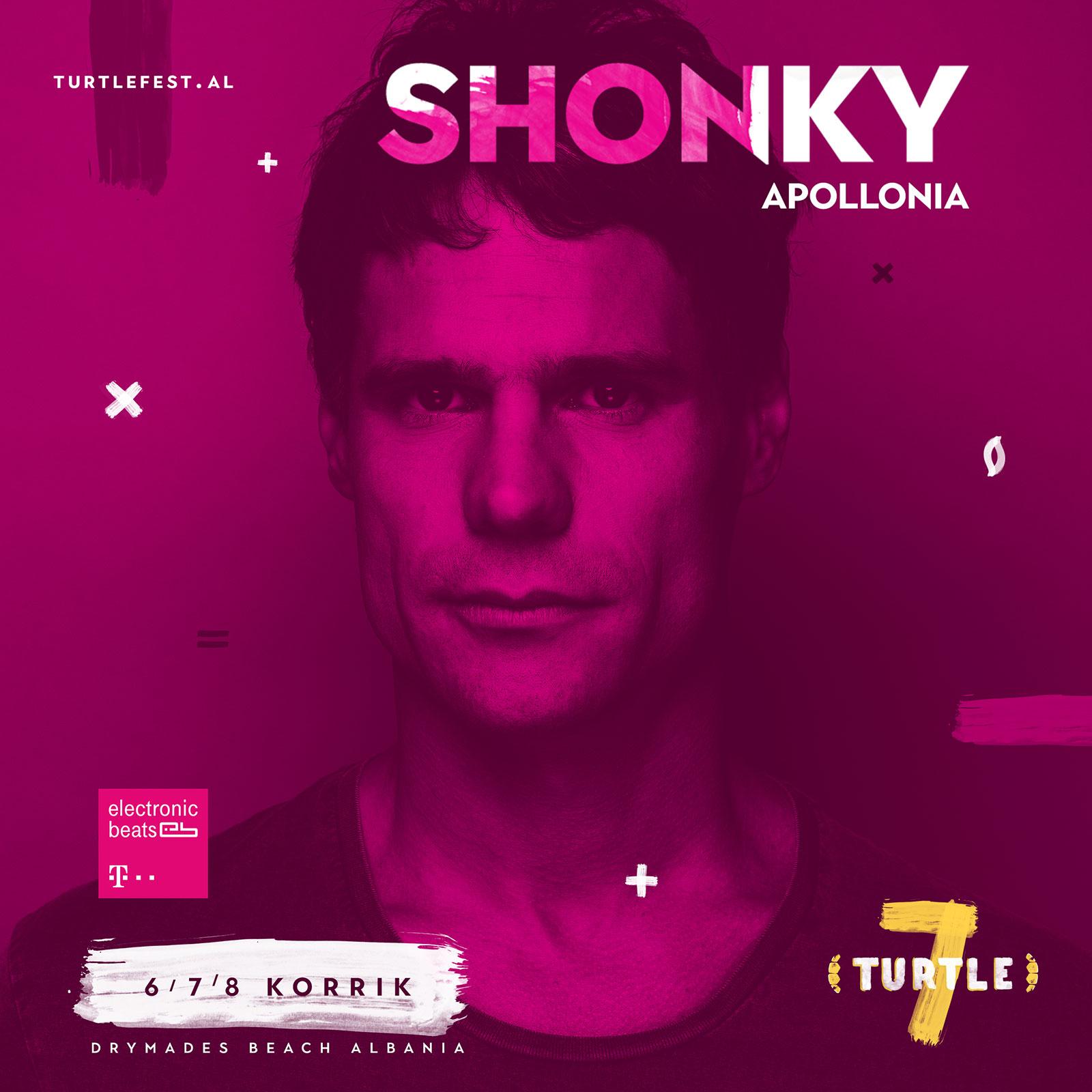 Shonky - Turtle Fest